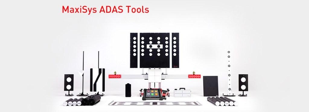 Equipo de calibración ADAS