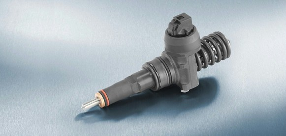 inyector bomba inyección diésel y gasolina