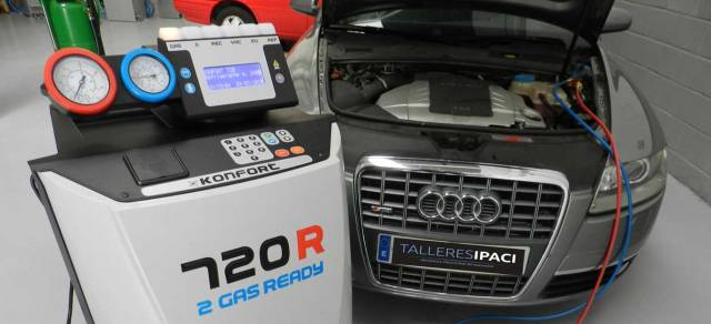 oferta carga aire acondicionado coche alcala de henares