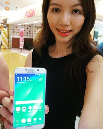 tallpiscesgirl X Samsung Galaxy Note 5