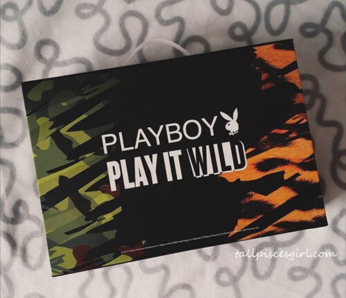 Playboy Play It Wild Fragrances Collection