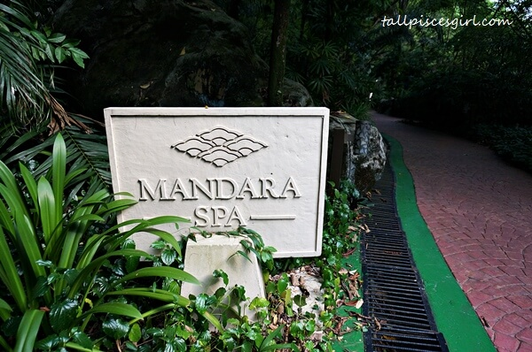 The journey to heaven of relaxation - Mandara Spa