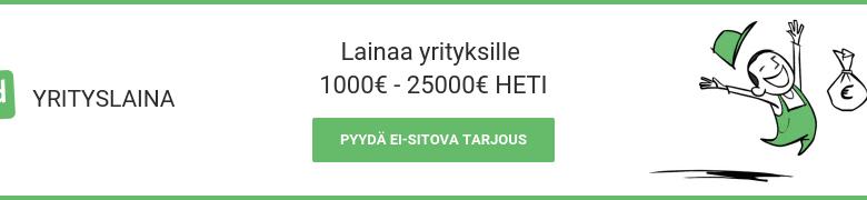 Photo of Suomen Yrityslainan yrityslainat