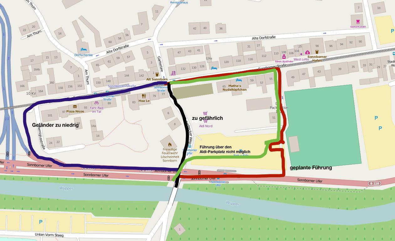 Rutenbecker Weg