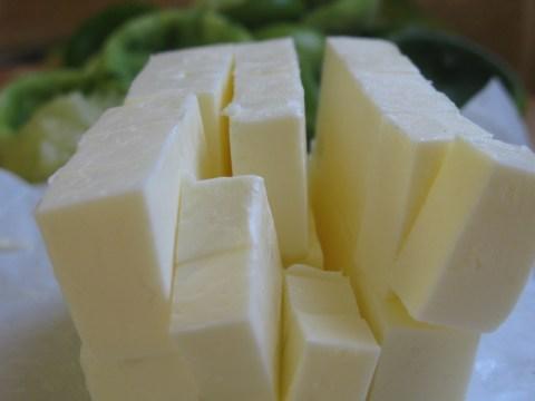קוביות חמאה
