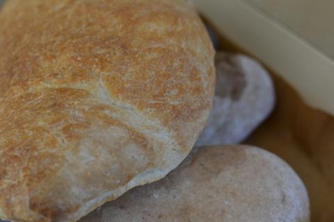 לחם פרנה מוכן