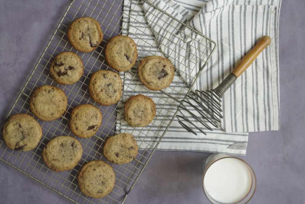 עוגיות שוקולד צ׳יפס נימוחות