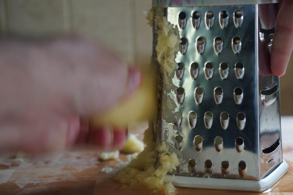 מגררים תפוחי אדמה