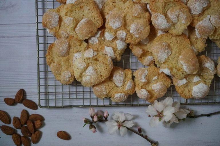 עוגיות שקדים מושלמות