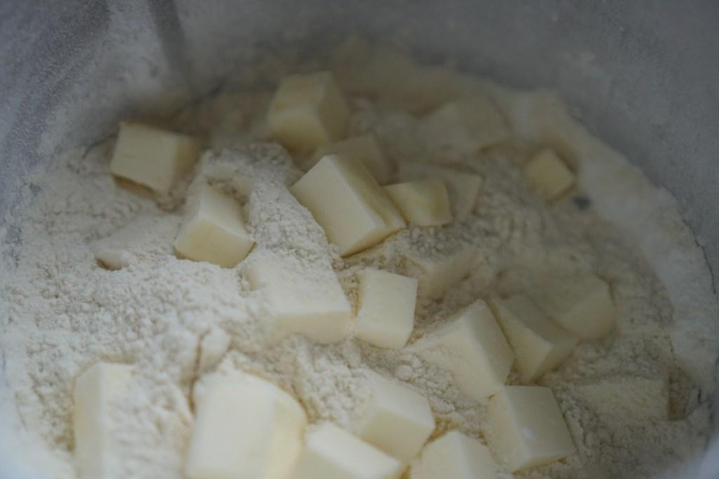 הכנת בצק פריך