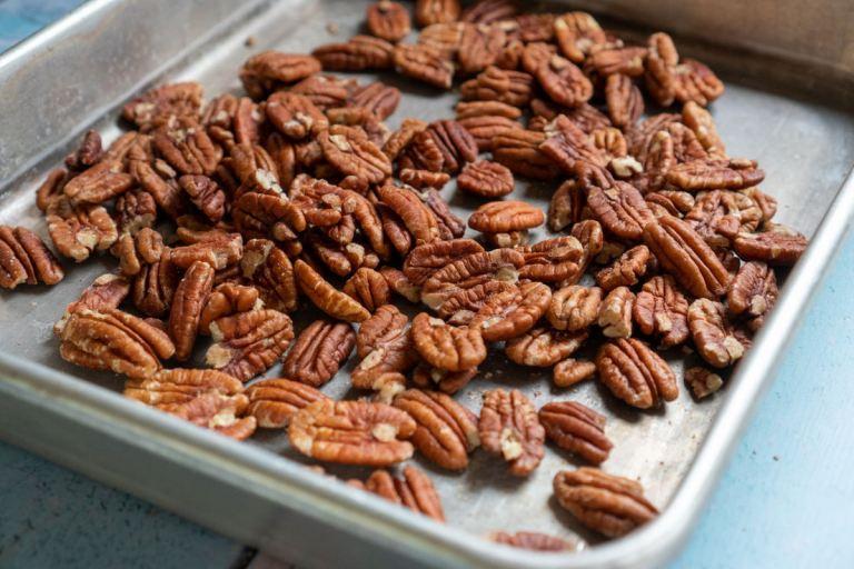 אגוזי פקאן טריים