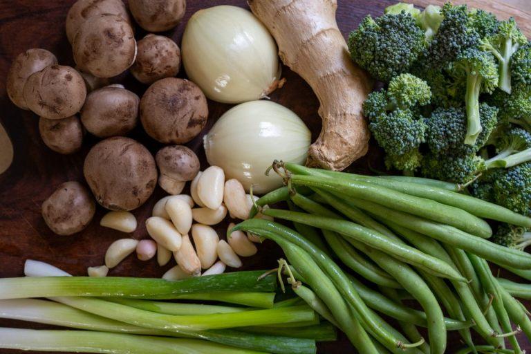 ירקות למוקפץ