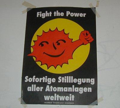 Sofortige Stilllegung aller Atomanlagen weltweit!