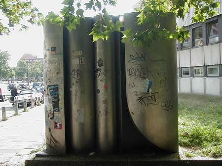 Straßenkunst in Hannover