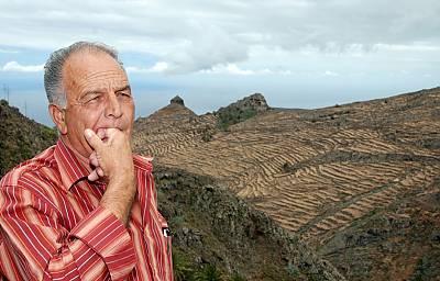 Lino Rodríguez Martín, silbador gomero
