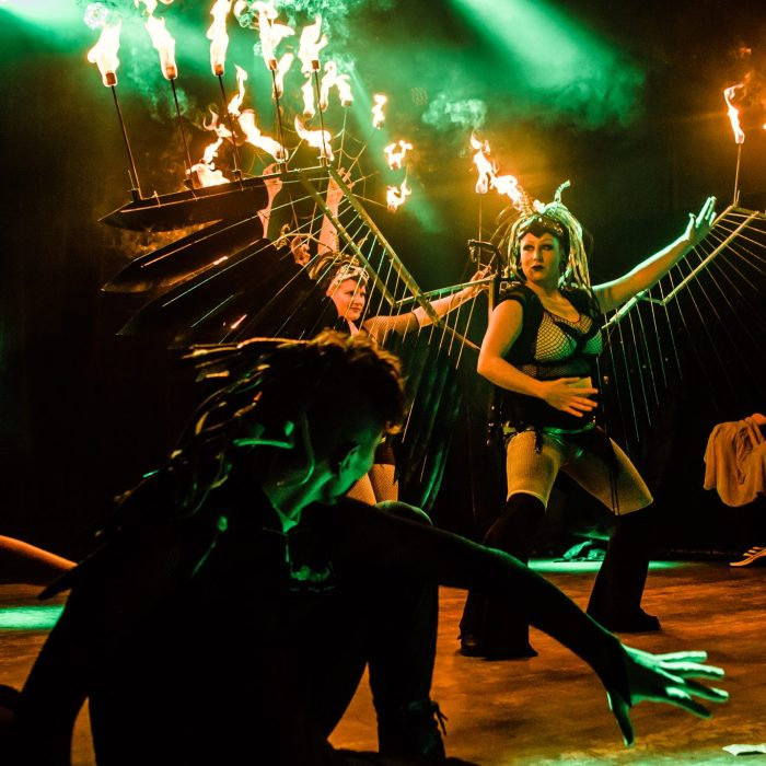 Fire Ball Masquerade 2017: The 9 Muses