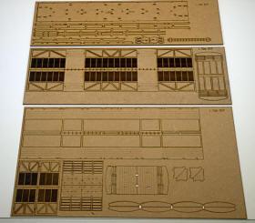 Fine detail model kit production