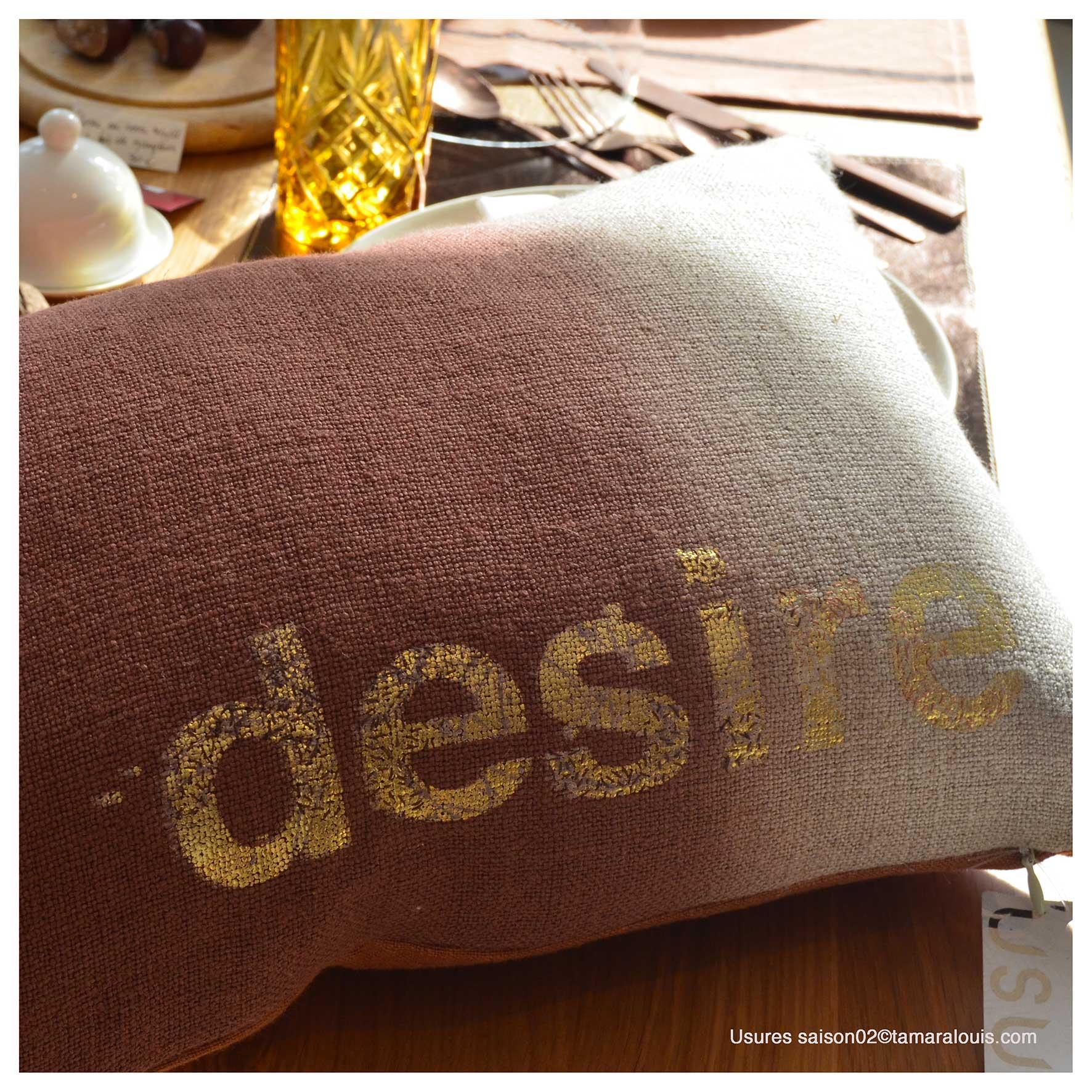 slowdesign & ameublement design textile sapristi