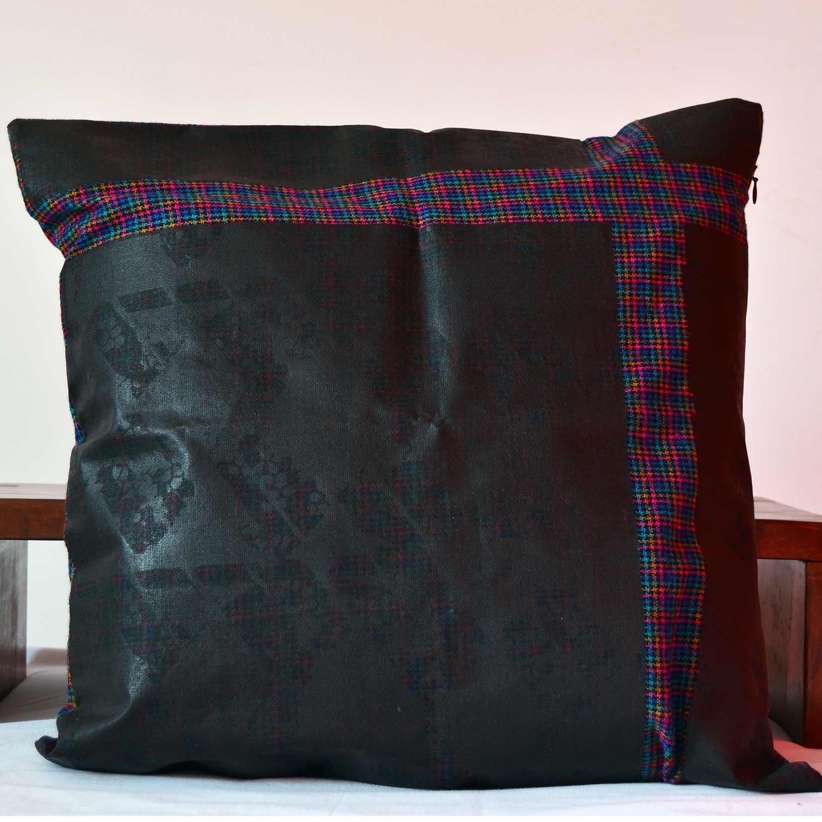 slowdesign & ameublement design textile motif ecossais