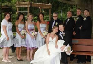 Wedding Photography, Point Defiance State Park, Tacoma, Washington