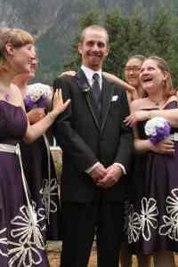 Mt. Si, Washington Wedding Photography