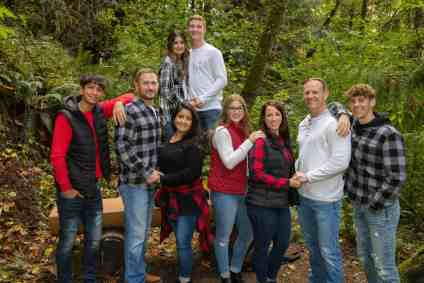Family Photo Shoot in Bonney Lake