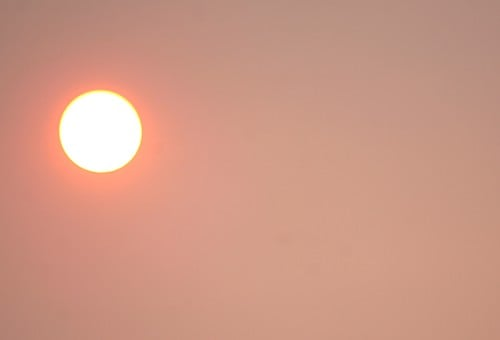 Big Red Sun Wildfires