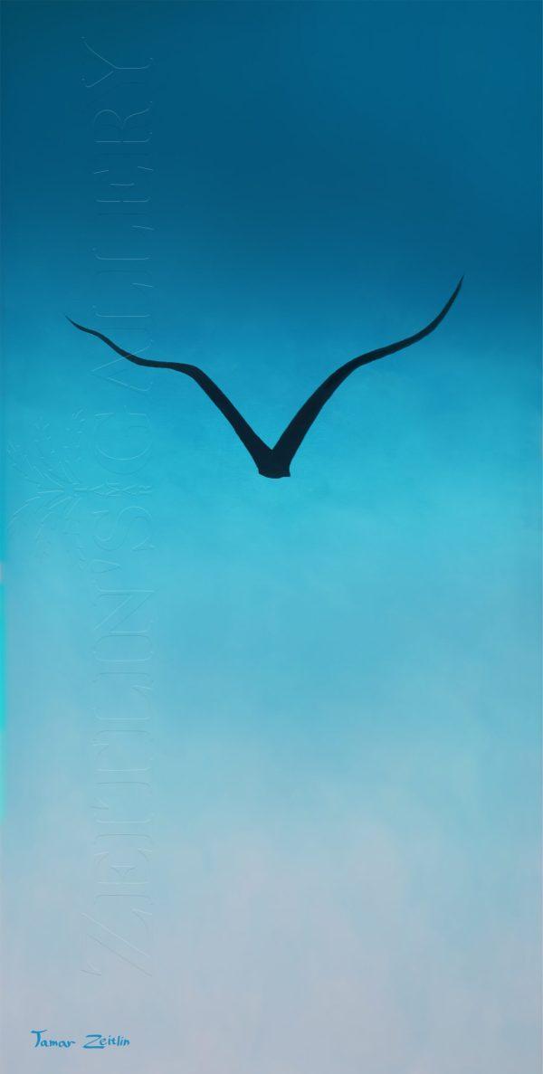ציור ציפור החופש