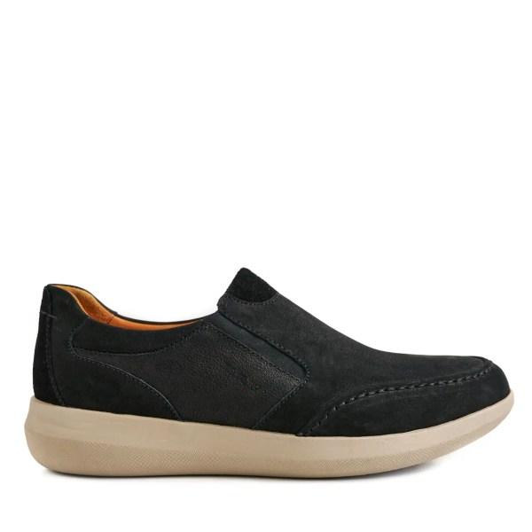 Tamay Shoes Carlos Black