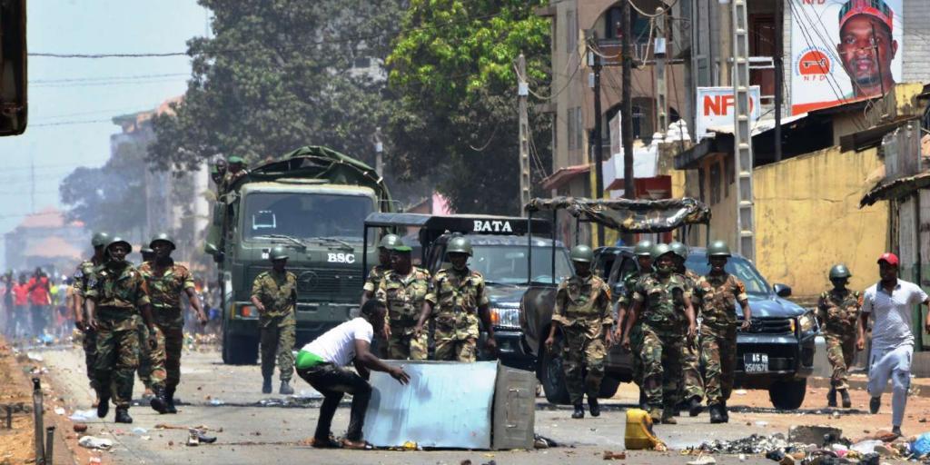 Guinée : 5 figures de l'opposition emprisonnées - Tambacounda.info