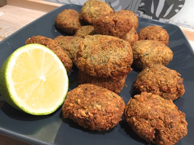 Falafels traditionnels Libanais