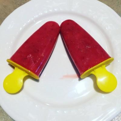 Popsicle Pastèque fraise - 1