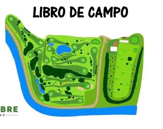 ÁREAS DEL CAMPO DE GOLF