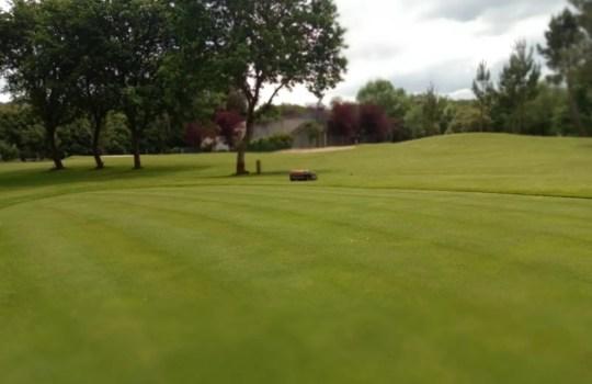 Reapertura Tambre Golf