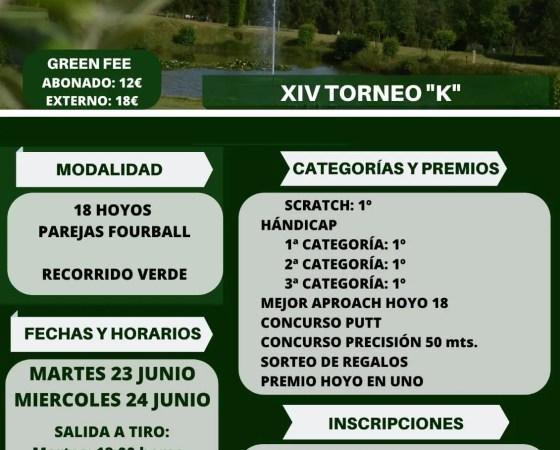 XIV TORNEO K