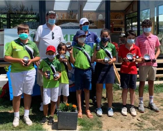 Campeonato de Galicia Juvenil de Pitch&Putt 2020