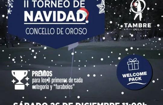 II Torneo de Navidad Concello de Oroso