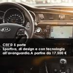 Kia Ceed 5 Porte Tamburini Auto Concessionaria