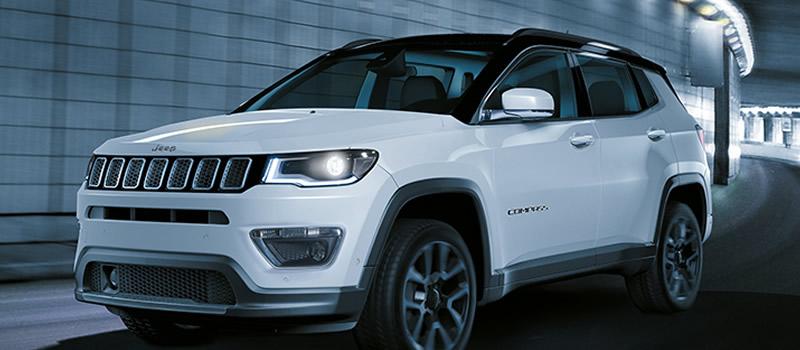 Concessionaria Jeep Tamburini Auto