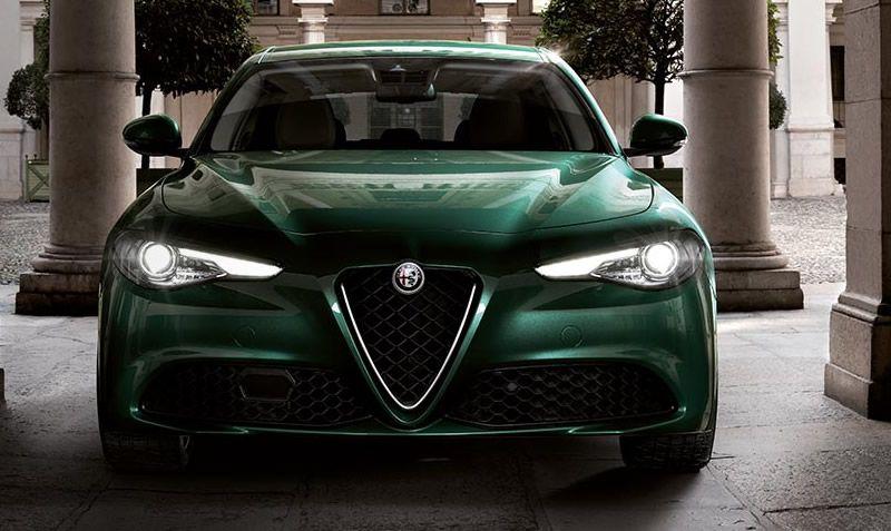 Alfa Romeo MY20