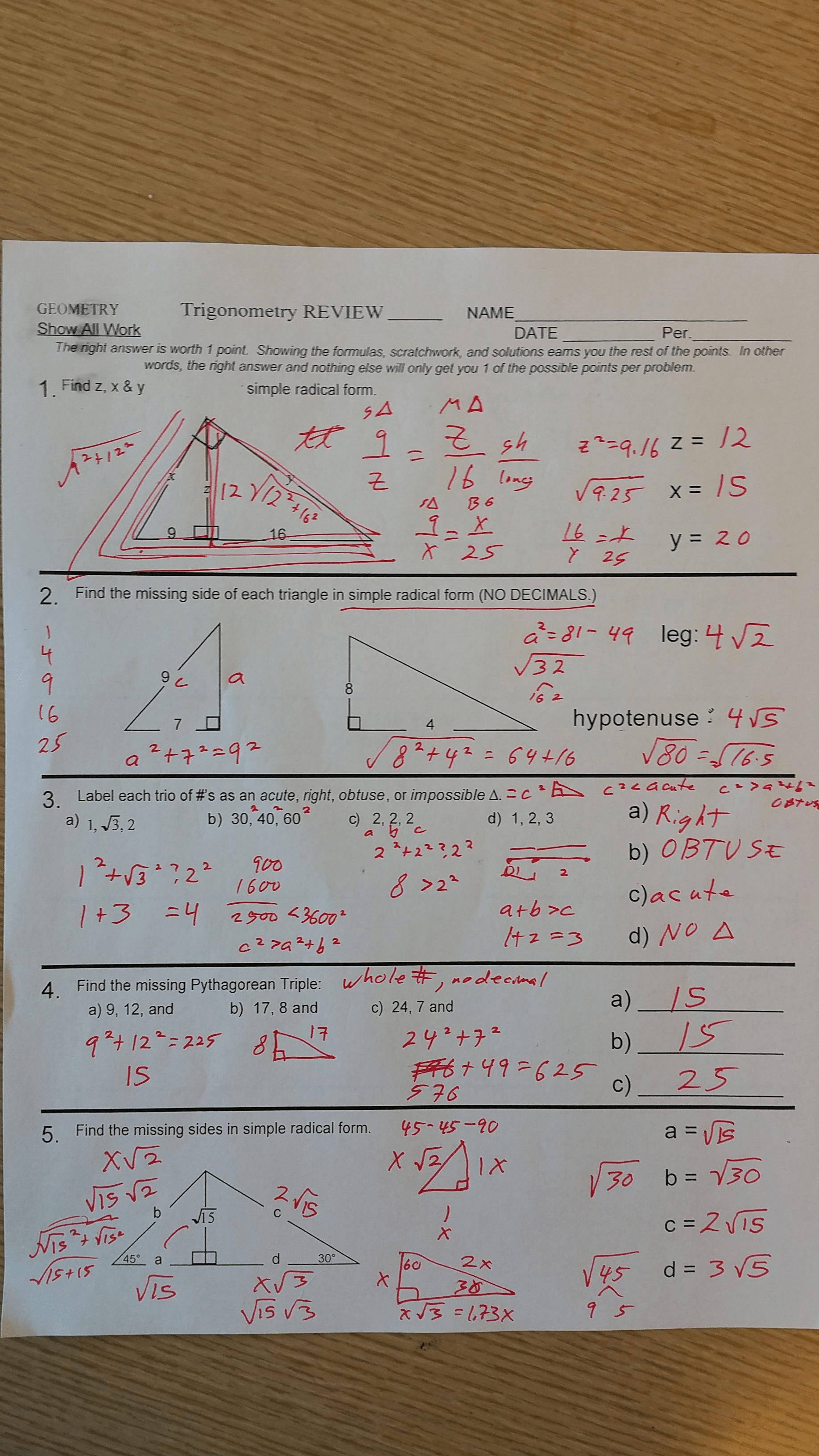 Unit 2 Logic And Proof Homework 8 Answers