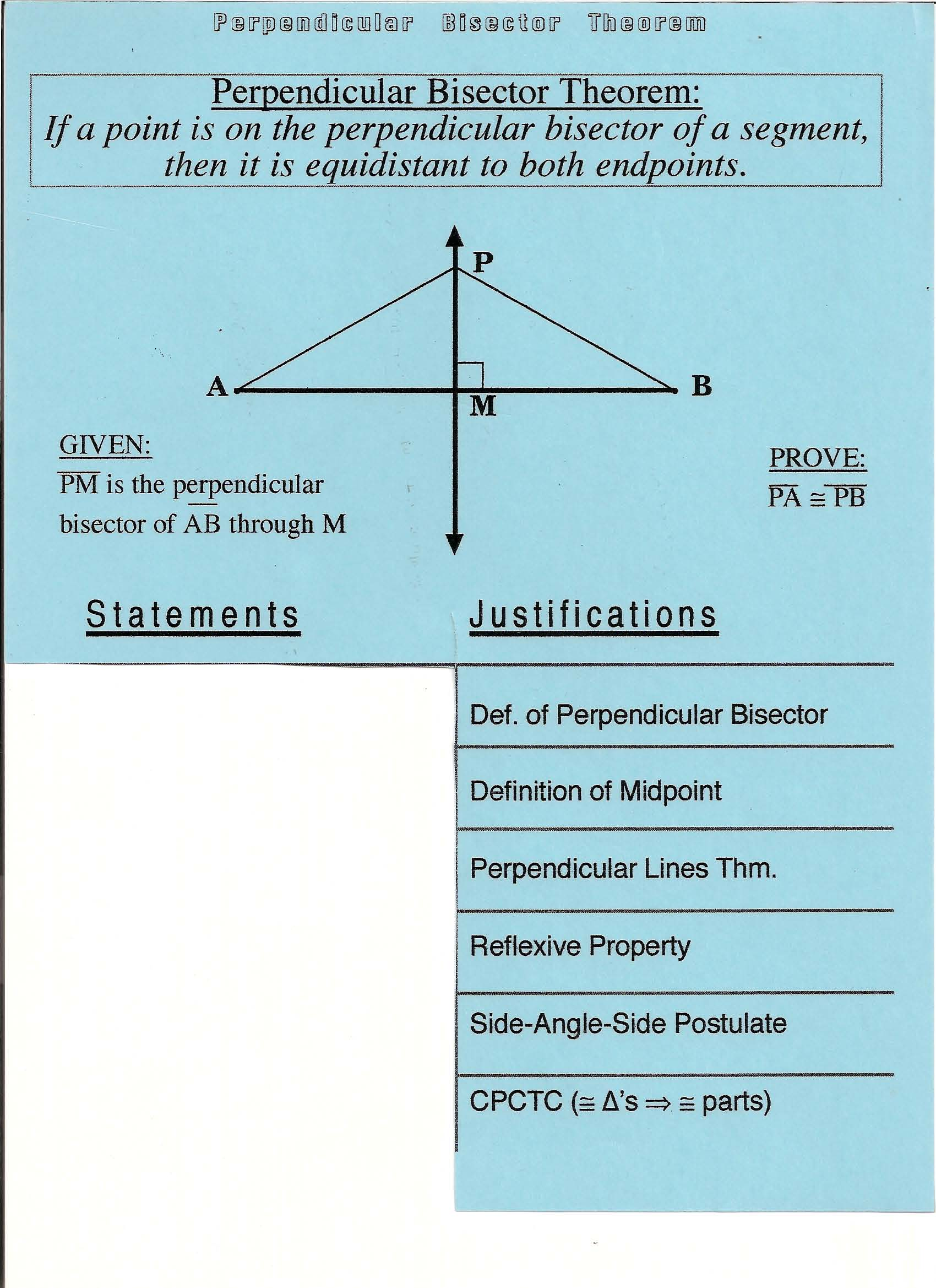 Geometry Proof Worksheet With Answers