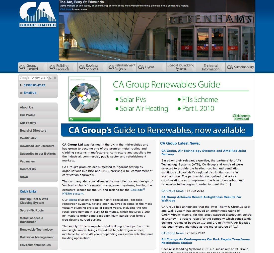 CA Group