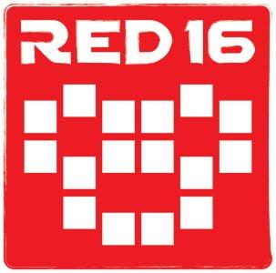 Red 16 Logo