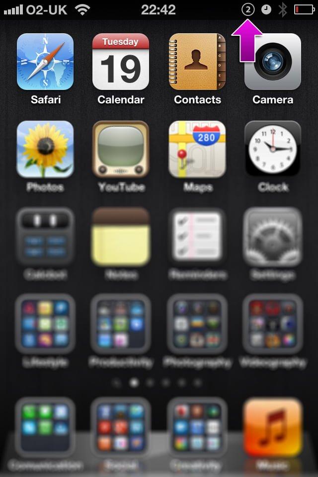 iPhone Notifications 1