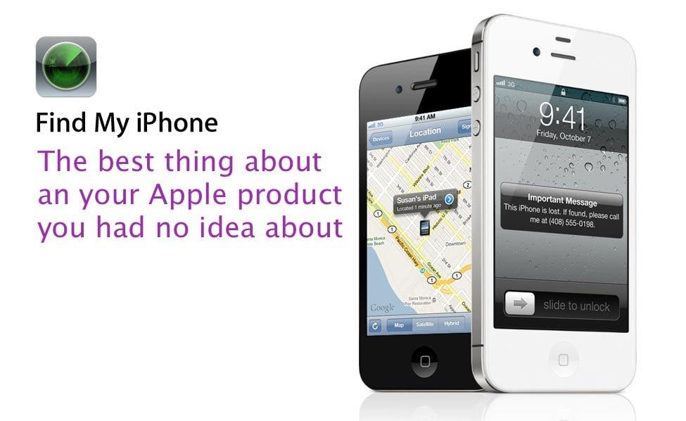 find my iphone tutorial