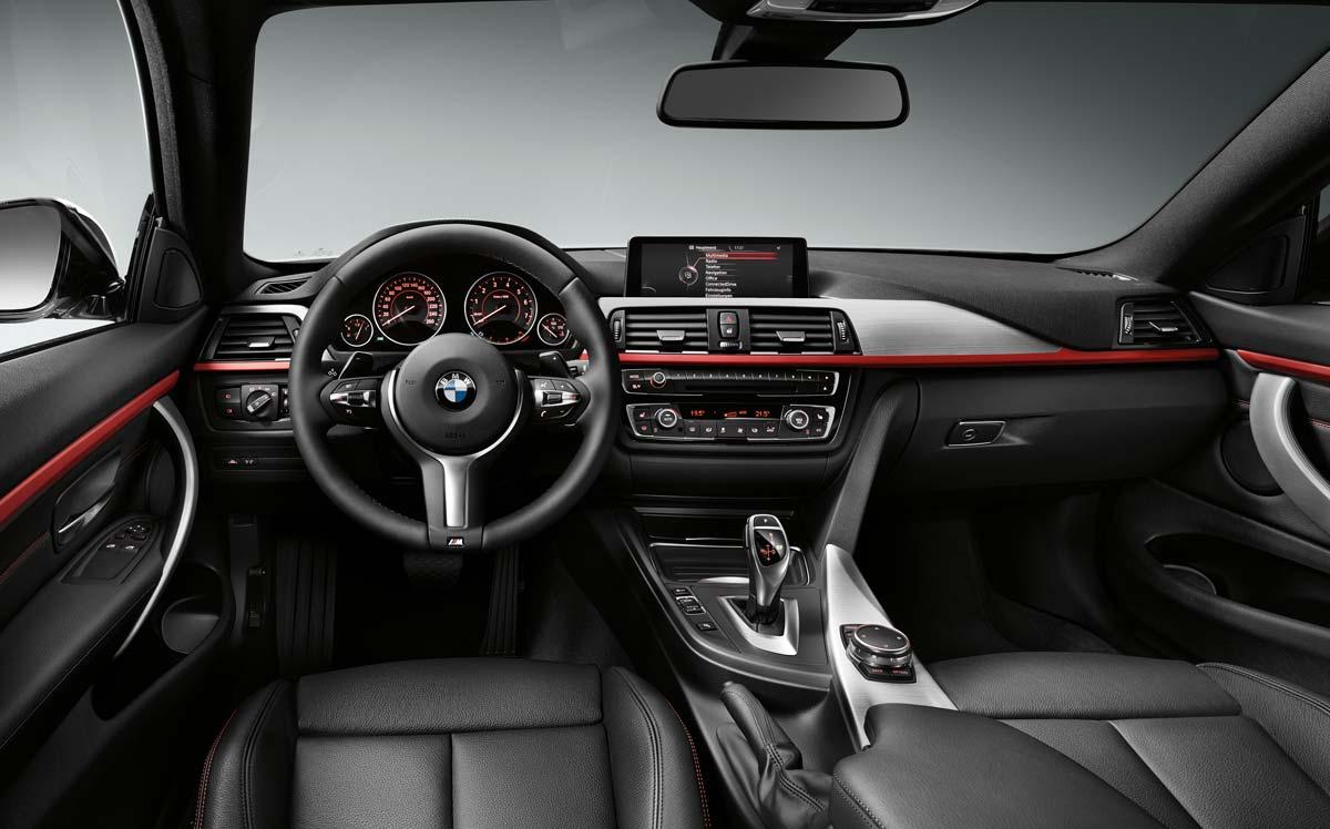BMW 420d Internal
