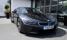 BMW i8 Review 02