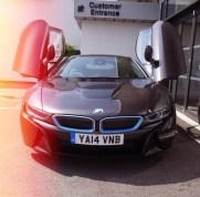 BMW i8 Review 10