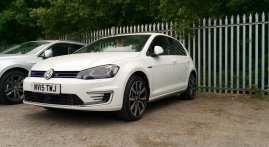 VW Golf GTE 14
